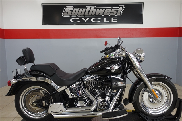 2017 Harley-Davidson Softail Fat Boy at Southwest Cycle, Cape Coral, FL 33909