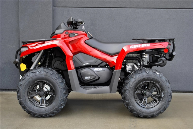2019 Can-Am™ Outlander™ XT 570 at Jacksonville Powersports, Jacksonville, FL 32225