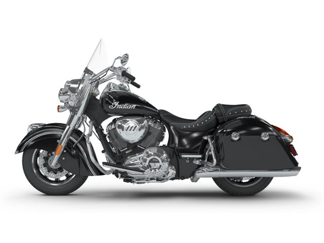 2018 Indian Motorcycle Springfield ABS Thunder Black at Brenny's Motorcycle Clinic, Bettendorf, IA 52722