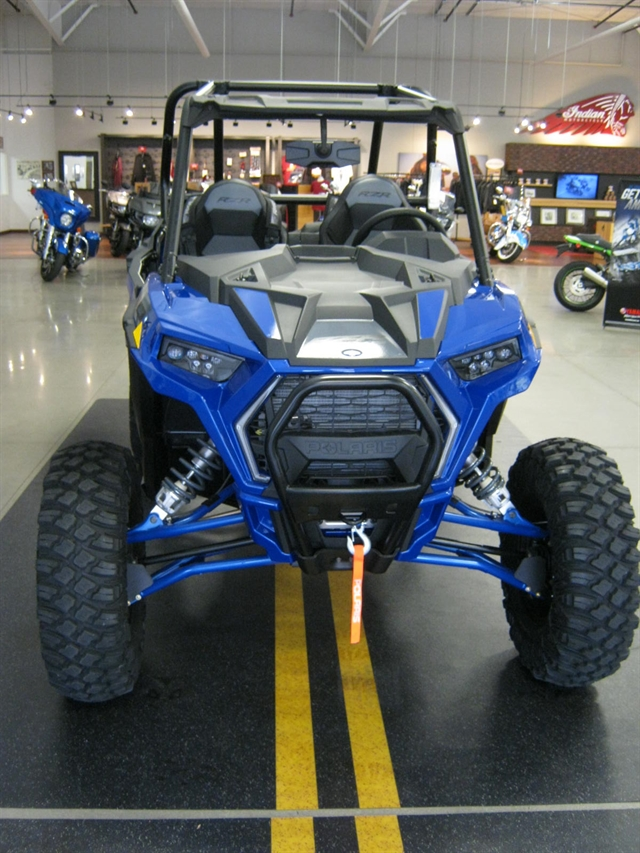 2021 Polaris RZR XP 1000 Trails  Rocks Polaris Blue at Brenny's Motorcycle Clinic, Bettendorf, IA 52722