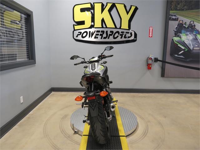 2017 Yamaha FZ 07 at Sky Powersports Port Richey