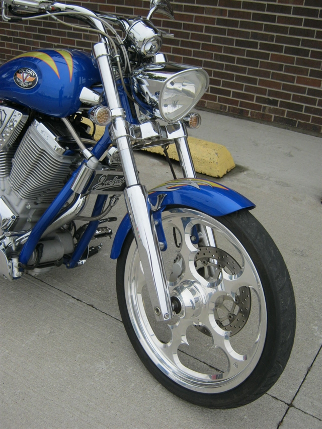 2006 Victory Ness Vegas Jackpot at Brenny's Motorcycle Clinic, Bettendorf, IA 52722