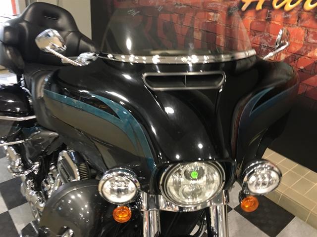 2015 Harley-Davidson Electra Glide CVO Limited at Worth Harley-Davidson