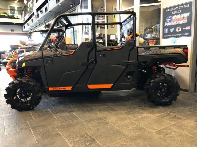 2019 Polaris Ranger Crew XP 1000 EPS High Lifter Edition at Kent Powersports, North Selma, TX 78154