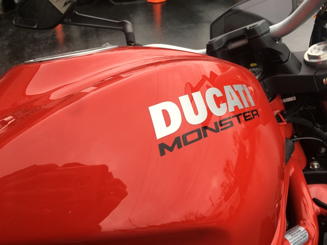 2020 Ducati Monster 821 at Lynnwood Motoplex, Lynnwood, WA 98037