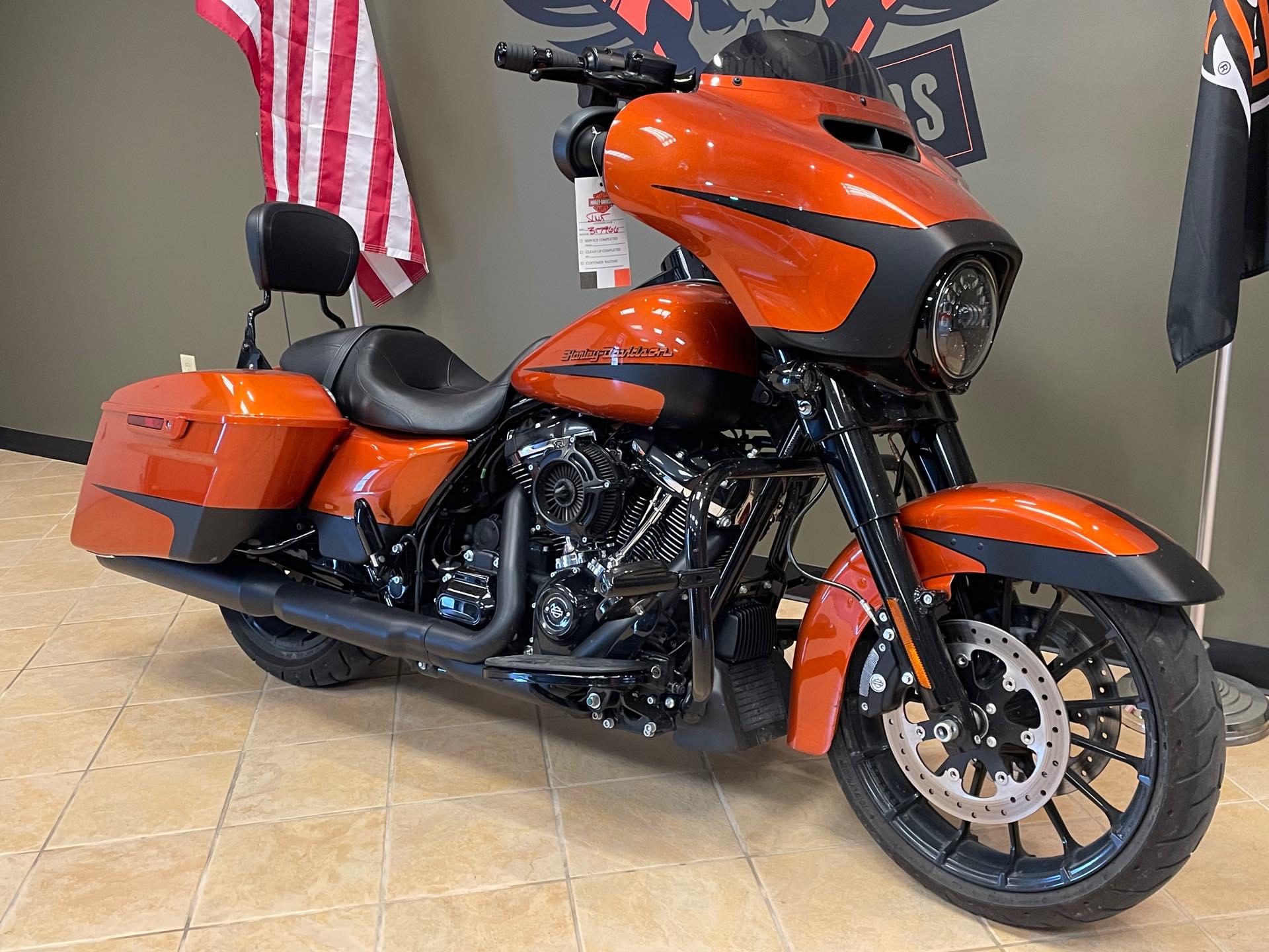 2019 Harley-Davidson Street Glide Special at Loess Hills Harley-Davidson