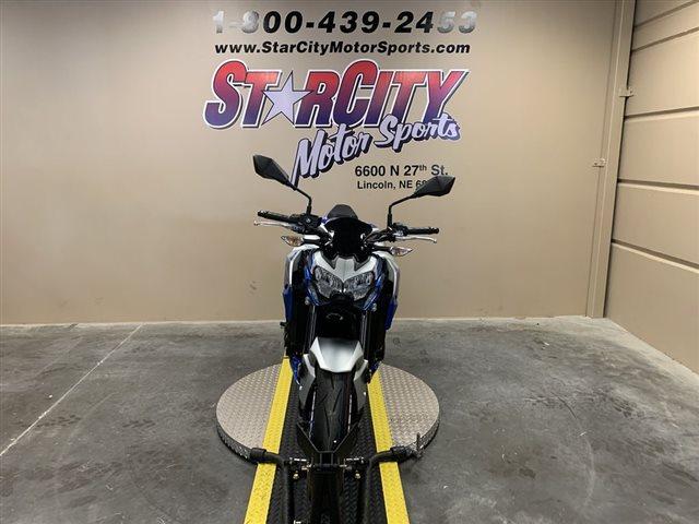 2020 Kawasaki ZR900FLFA ABS at Star City Motor Sports