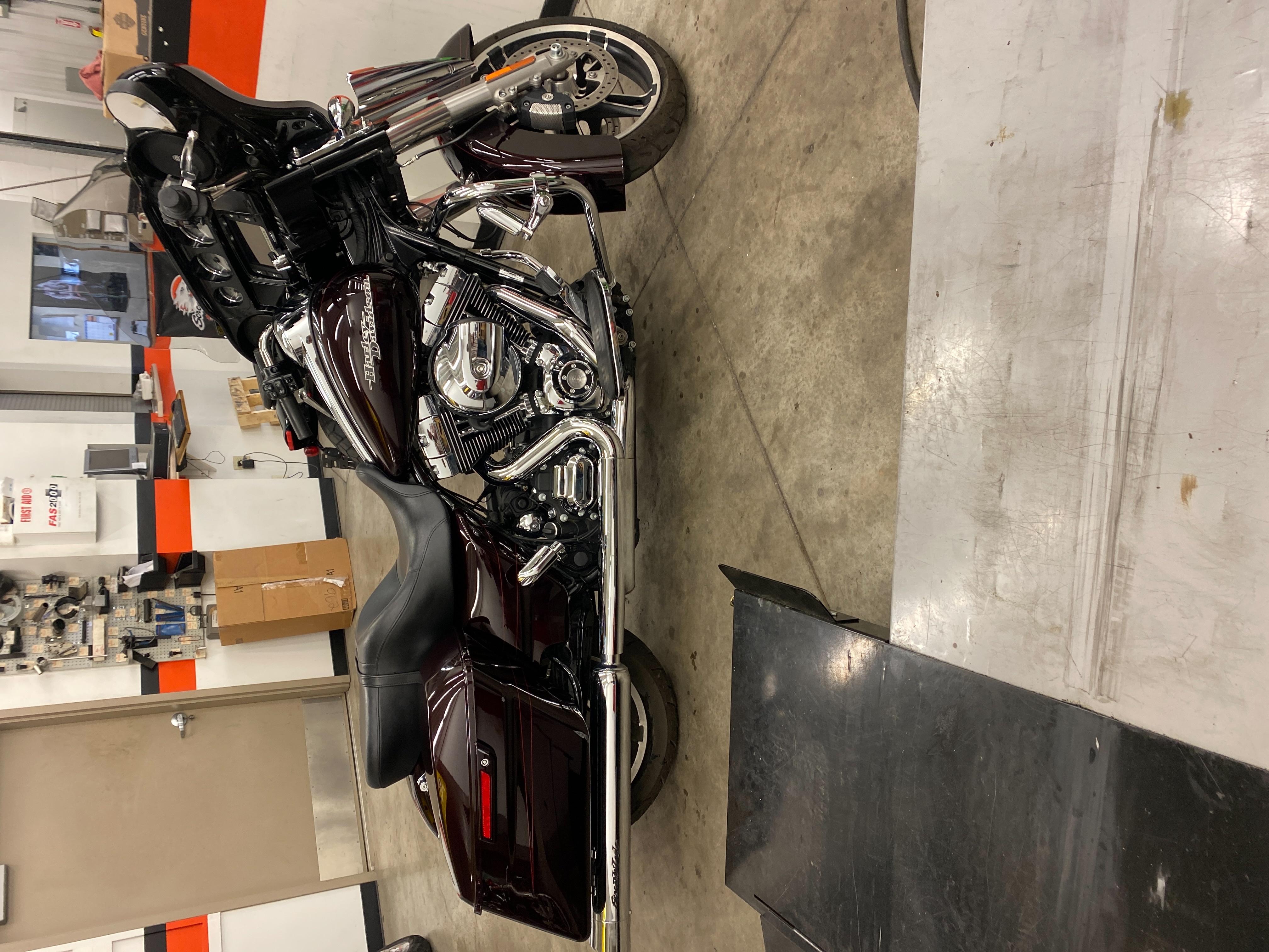 2014 Harley-Davidson Street Glide Special at Outpost Harley-Davidson