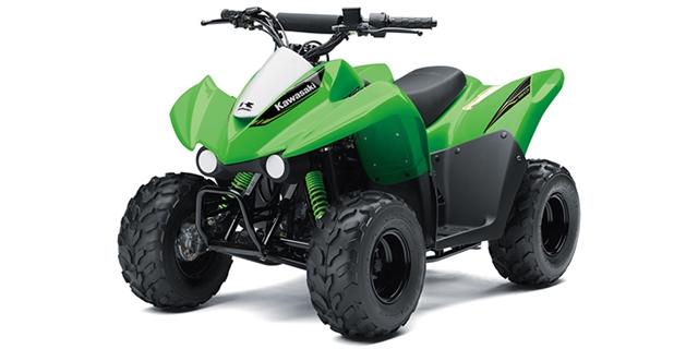 2019 Kawasaki KFX 50 at Prairie Motor Sports, Prairie du Chien, WI 53821