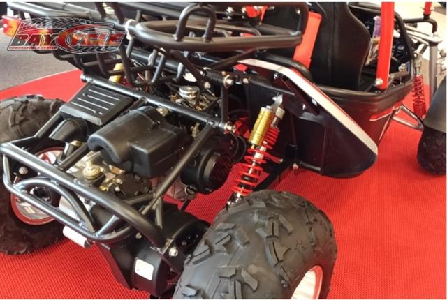 2018 Hammerhead Off Road GTS150 PLATINUM at Bay Cycle Sales