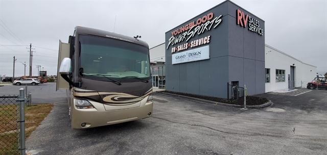 2012 Coachmen CROSS COUNTRY SPORTSCOACH 405FK at Youngblood RV & Powersports Springfield Missouri - Ozark MO