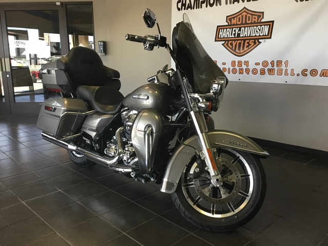 2016 Harley-Davidson Electra Glide Ultra Classic Low at Champion Harley-Davidson