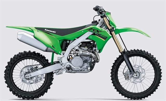 2022 Kawasaki KX 450 at Ehlerding Motorsports