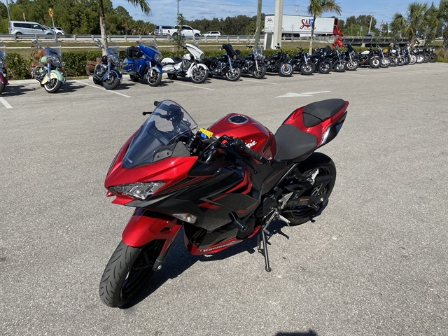2019 Kawasaki Ninja 400 ABS at Fort Myers