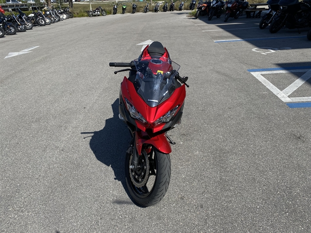 2019 Kawasaki Ninja 400 ABS at Fort Myers