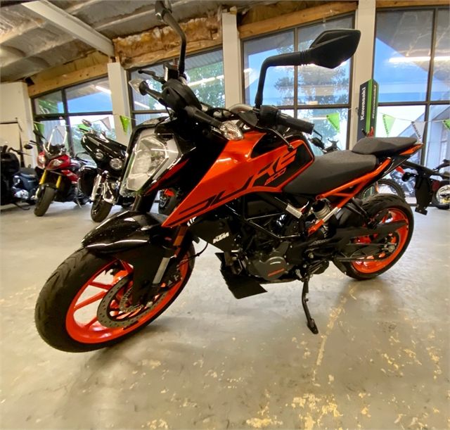 2020 KTM 200 DUKE at Shreveport Cycles