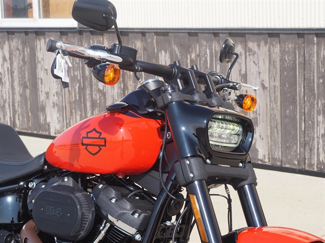 2020 Harley-Davidson Softail Fat Bob 114 at Loess Hills Harley-Davidson