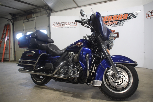 2007 Harley-Davidson Electra Glide Ultra Classic Ultra Classic at Suburban Motors Harley-Davidson