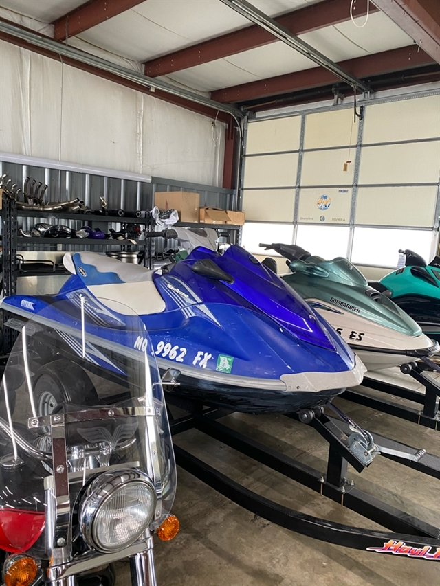 2010 Yamaha and seadoo Wave runner and Gti package! at Youngblood RV & Powersports Springfield Missouri - Ozark MO