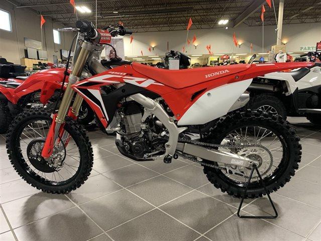 2020 Honda CRF450R 450R at Star City Motor Sports