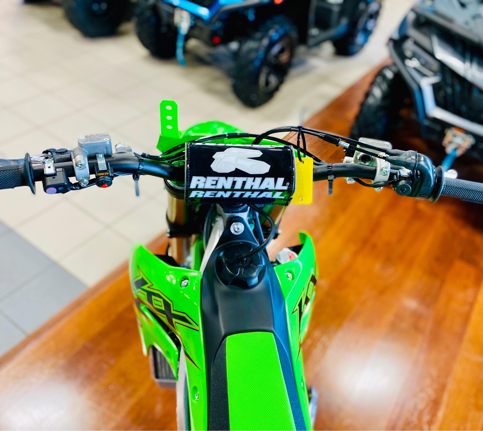 2022 Kawasaki KX 450 at Rod's Ride On Powersports
