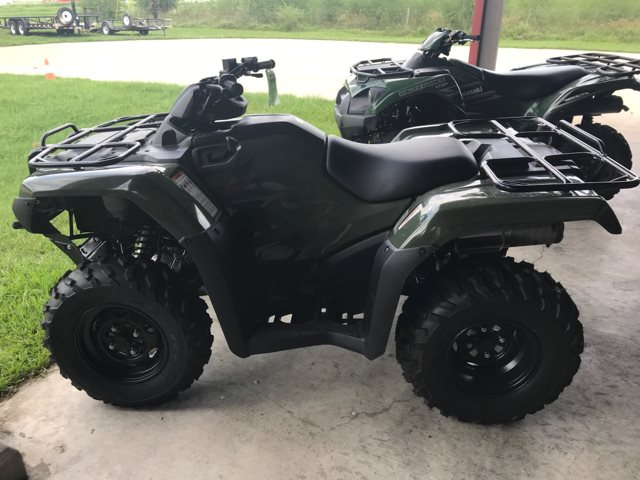 2019 Honda FourTrax Rancher 4X4 at Dale's Fun Center, Victoria, TX 77904