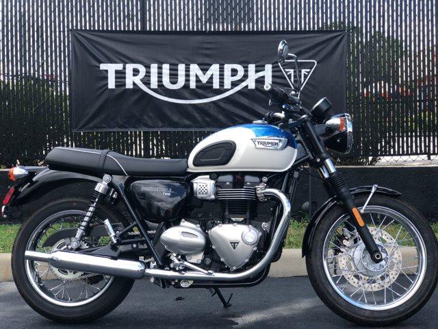 2018 Triumph Bonneville T100 Black at Tampa Triumph, Tampa, FL 33614