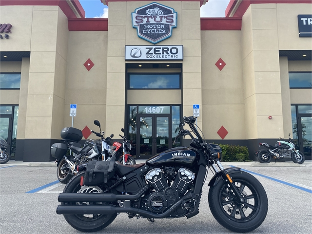 2018 Indian Scout Bobber at Fort Myers