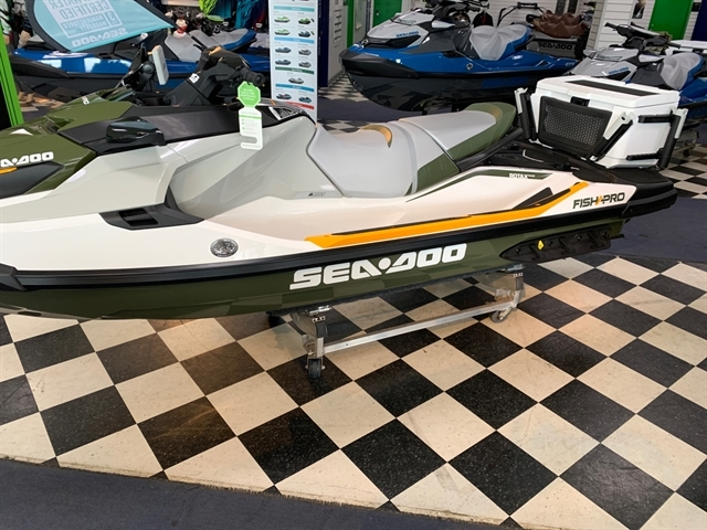 2019 Sea-Doo FISH PRO™ 155 at Jacksonville Powersports, Jacksonville, FL 32225