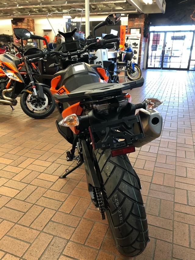 2021 KTM Adventure 890 at Wild West Motoplex