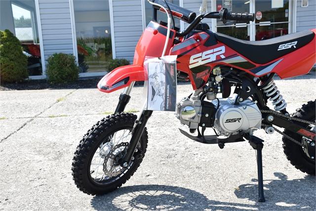 2021 SSR Motorsports SR110 SEMI at Thornton's Motorcycle - Versailles, IN