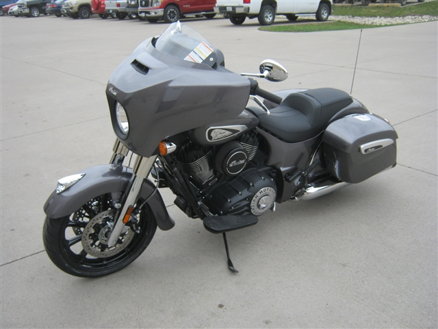 2019 Indian Motorcycle Chieftain with Stage 1 Intake-Exhaust Base at Brenny's Motorcycle Clinic, Bettendorf, IA 52722