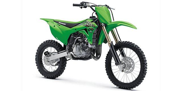 2021 Kawasaki KX 100 at Shreveport Cycles