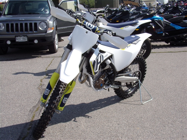 2018 Husqvarna FC 350 $156/month at Power World Sports, Granby, CO 80446
