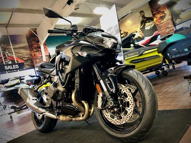 2021 Kawasaki Z H2 Base at Wild West Motoplex