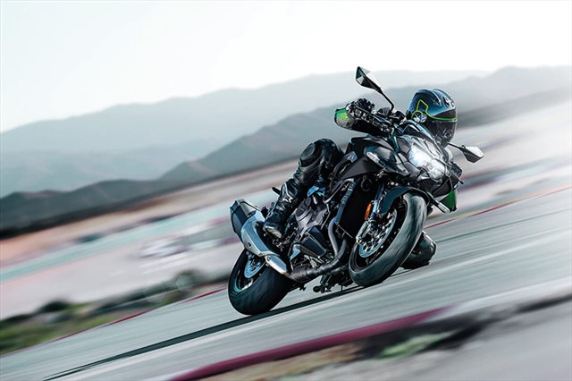 2021 Kawasaki Z H2 Base at Wild West Motoplex