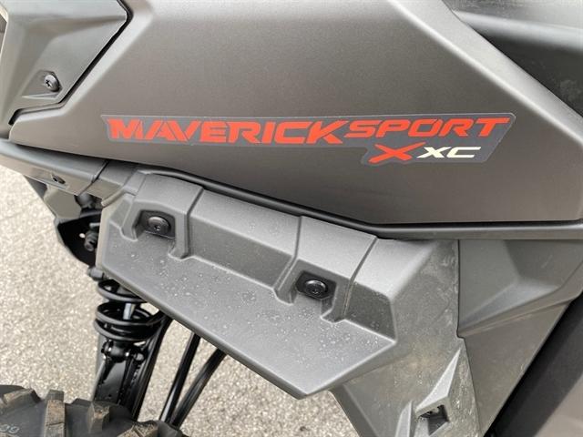 2021 Can-Am Maverick Sport X xc 1000R at Jacksonville Powersports, Jacksonville, FL 32225