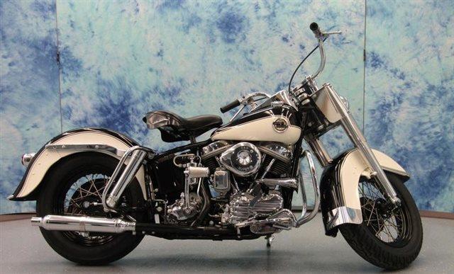 1958 Harley-Davidson FL at #1 Cycle Center Harley-Davidson