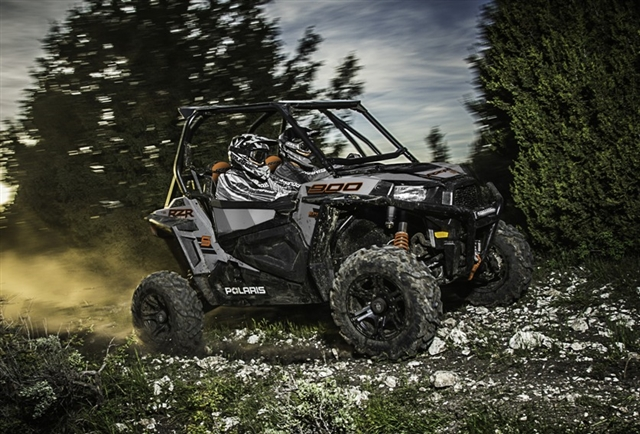 2019 Polaris RZR S 900 EPS Ghost Gray at Fort Fremont Marine, Fremont, WI 54940