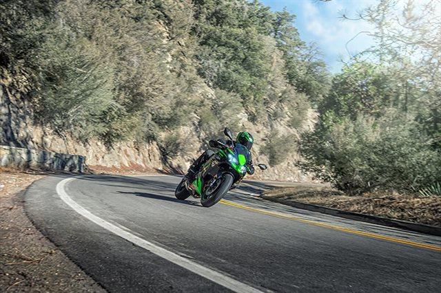 2020 Kawasaki Ninja 650 ABS KRT Edition at Santa Fe Motor Sports