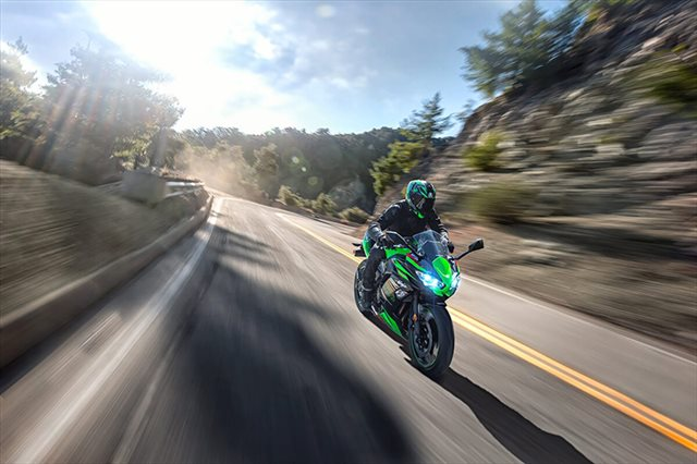 2020 Kawasaki Ninja 650 ABS KRT Edition at Santa Fe Motor Sports