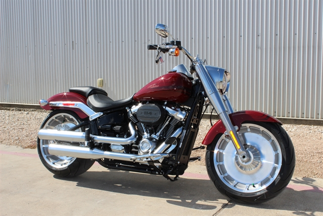 2020 Harley-Davidson Softail Fat Boy 114 at Gruene Harley-Davidson