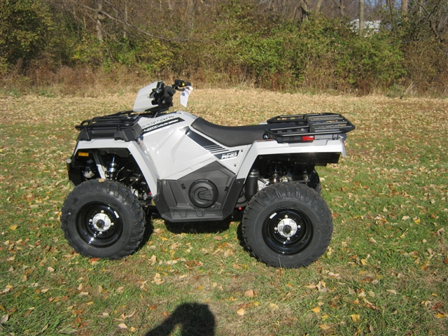 2019 Polaris Sportsman® 450 H.O. Utility Edition at Brenny's Motorcycle Clinic, Bettendorf, IA 52722