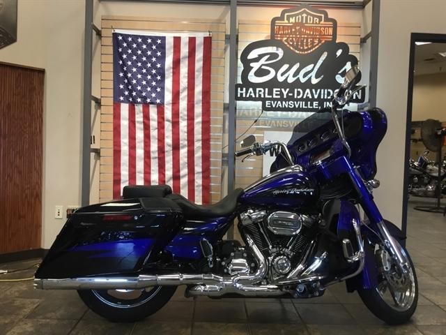 2017 Harley-Davidson Street Glide CVO Street Glide at Bud's Harley-Davidson