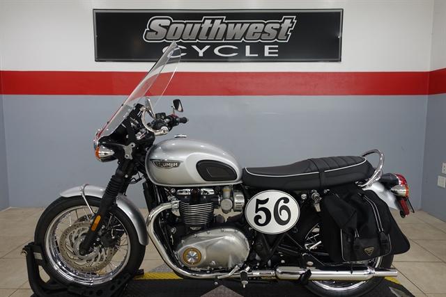 2018 Triumph Bonneville T120 Base at Southwest Cycle, Cape Coral, FL 33909