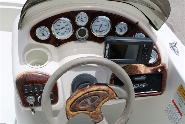2006 Tahoe 195 at Jerry Whittle Boats