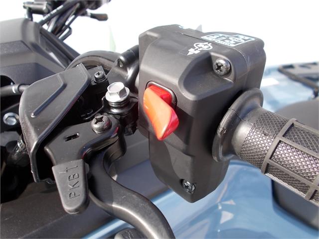 2021 Honda Rancher 4X4 Automatic DCT EPS at Nishna Valley Cycle, Atlantic, IA 50022