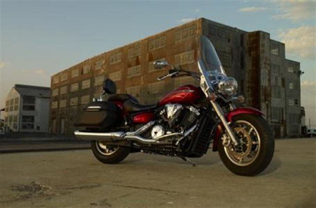 2011 Yamaha V Star 1300 Tourer at Pete's Cycle Co., Severna Park, MD 21146