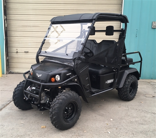 2017 Textron Off Road Ambush iS Hybrid 4 Passenger Gas/Electric at Harsh Outdoors, Eaton, CO 80615