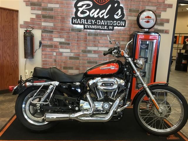 2008 Harley-Davidson Sportster 1200 Custom at Bud's Harley-Davidson, Evansville, IN 47715